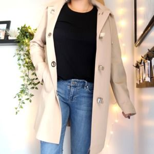 Michael Kors Trench Coat Size XS New Without Tags